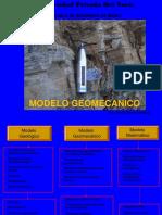 Modelo Geomecanico