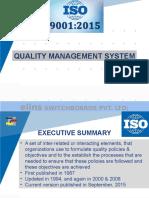 ISO 9001_2015 VS