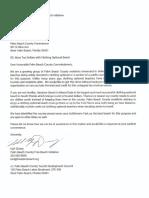 2017 05 16 Letter to PBC Commission