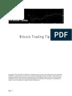 Free Bitcoin Trading Tips