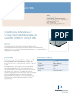 April - Polymers - Quantitative Estimation of Octamethylcyclotetrasiloxane in Laundry Softeners Using FTIR.pdf