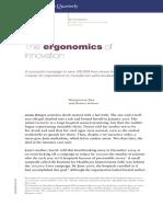 Ergonomía e Innovación