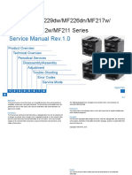 Canon Isensys_mf229dw Service Manual