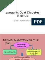Spesialits Obat Diabetes Mellitus.pptx