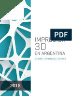 Catalogo Impresion 3d