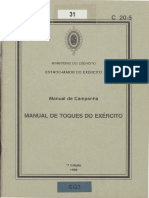 Manual de Toques Do Exercito