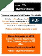 Tecnicas de Guion Para Cine y TV - Eugene Vale (45 Paginas)