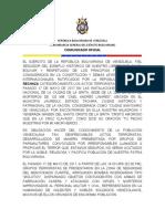 Ejército Bolivariano de Venezuela