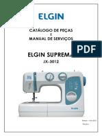 Doméstica Elgin Jx 3012 Suprema