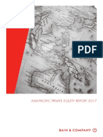 BAIN BRIEF Asia-Pacific Private Equity Report 2017