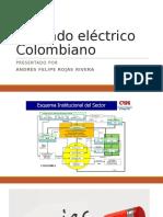 Mercado Eléctrico Colombiano