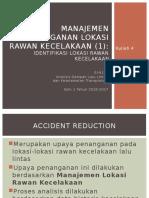 4. Manajemen Penanganan Lokasi Rawan Kecelakaan (1)