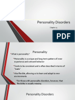 chapter 13 - personality disorder jbh