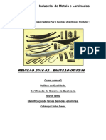 Cindumel Catalogo Feixes Linhageral