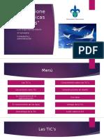 Diapositivas de la TIC aviones