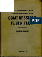 The Dynamics and Thermodynamics of Compressible Fluid Flow Volume 2