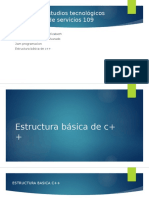 Estructura Basica de c