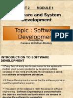 Lesson 1  Software Development.ppt