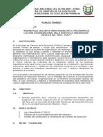 PLAN DE TRABAJO CULTURA OPRGANIZACIONAL.doc