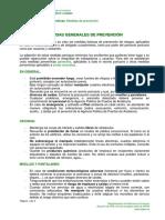 Riesgos y Medidas Medidas de Prevencion Version 07 2012