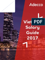 Adecco Vietnam Salary Guide 2017