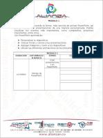 Modulo 1 Powerpoint