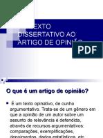 Artigo de Opiniao