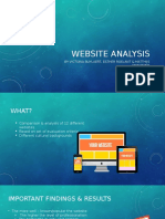 website-presentation-e