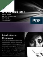 unit 4depression   anxiety