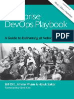 Enterprise DevOps Playbook