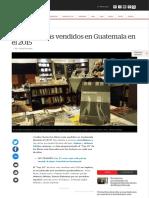 Los libros más vendidos en Guatemala en el 2015 | Soy502.pdf
