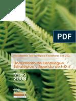 Documento de Despliegue Estratégico y Agenda de I+D+i (2008)