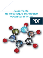 Documento de Despliegue Estratégico y Agenda de I+D+i (2011)