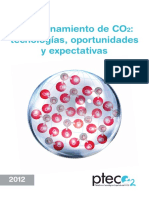 Almacenamiento de CO2 Tecnologías, Oportunidades y Expectativas