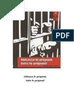 Jacob Abbasso Le Prigioni, Tutte Le Prigioni!