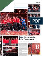 La Provincia Di Cremona 19-05-2017 -  Festa Serie B - pag.2