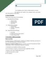 Printing Report