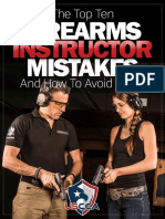 Top10 Instructor Mistakes