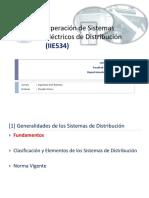 Generalidades Sistemas Eléctricos de Distribución
