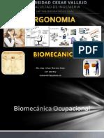 Biomecánica-ergonomia