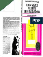 El Test Grafico Del Dibujo de La Figura Humana - Maria Casullo