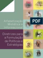 UNESCO Alfabetização Midiática