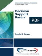 Decision Support Basics