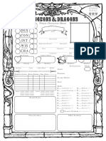 Old School 5E D&D Character Sheet (Form)_1