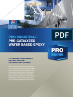 SW12479-4 ProInd Pre-Catalyzed Water Based Epoxy SS_121614LR