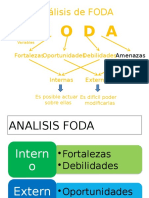 Análisis de FODA_explicacion