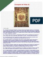 El Evangelio De Felipe II (Anónimo)
