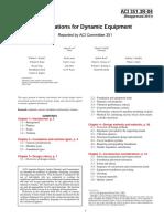 5.- Foundations for Dynamic Equipment Aci 351.3r-04