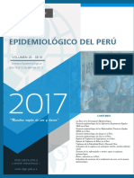 BOLETIN EPIDEMIOLOGICO S16