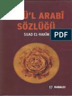 Suad El Hakim-İbnül Arabi Sözlüğü